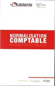 Normalisation Comptable Actualites et enjeux l'Academie FIDES